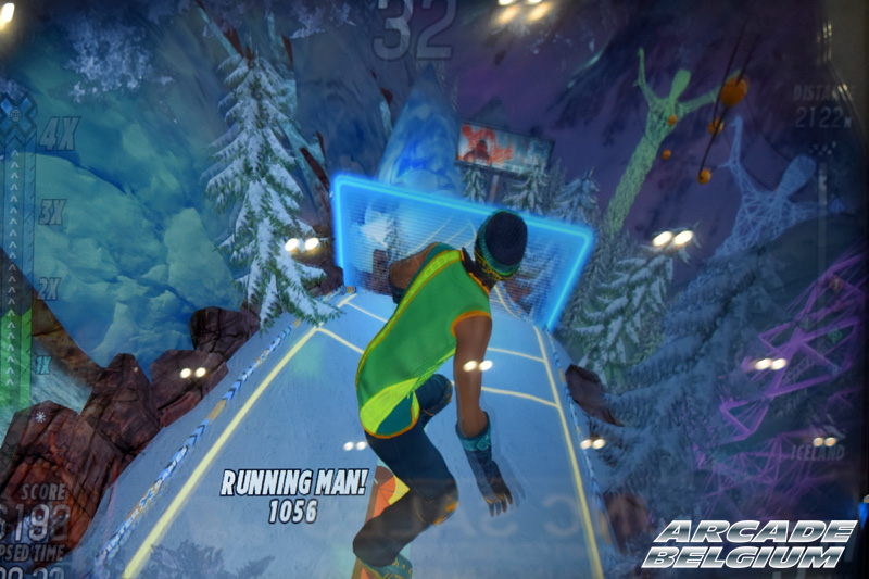 X Games Snow Boarder Eag18089b