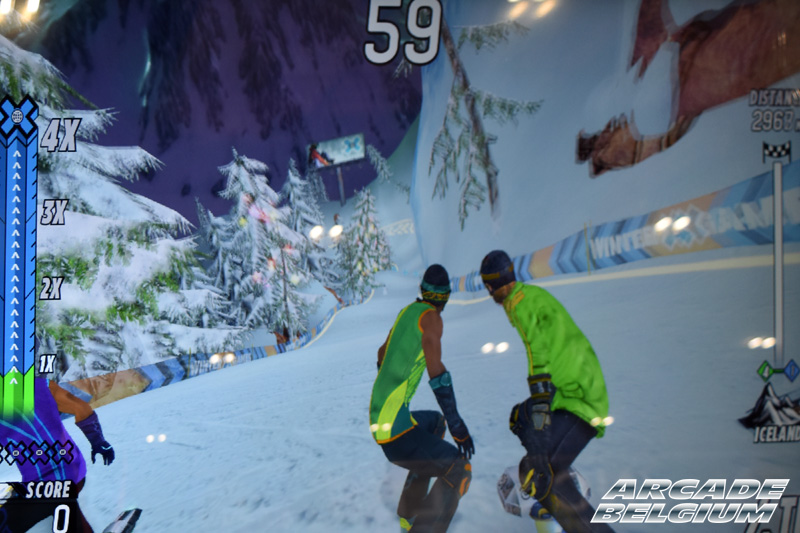 X Games Snow Boarder Eag18093b