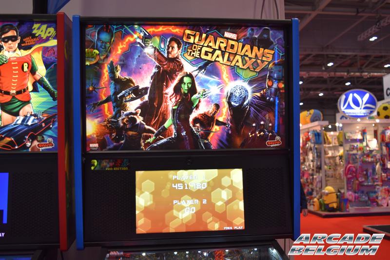 [Pinball] Guardians of the Galaxy Eag18131b
