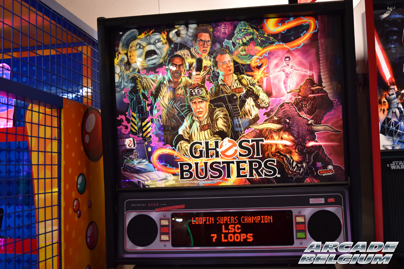 [Pinball] Ghostbusters Eag18137b
