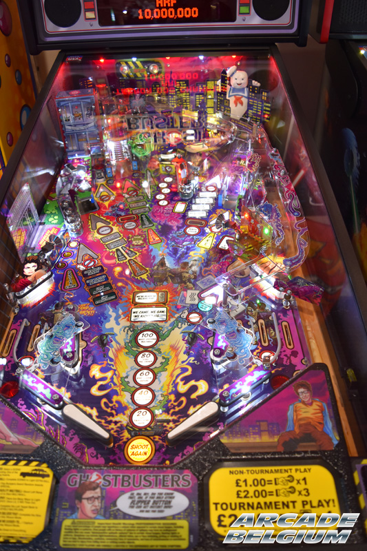 [Pinball] Ghostbusters Eag18138b
