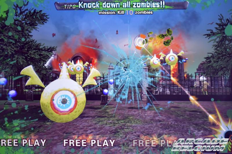 Zombie Land Eag18157b