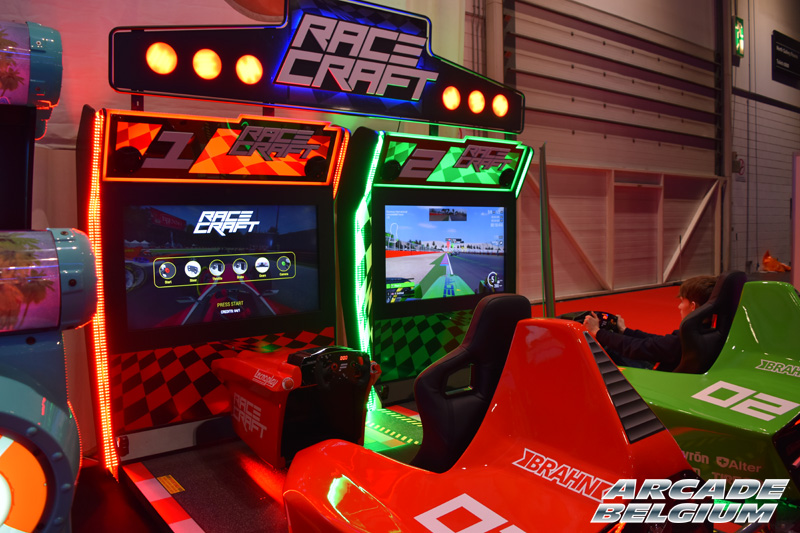 Racecraft Eag18208b