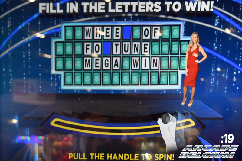 Wheel of Fortune Eag18247b