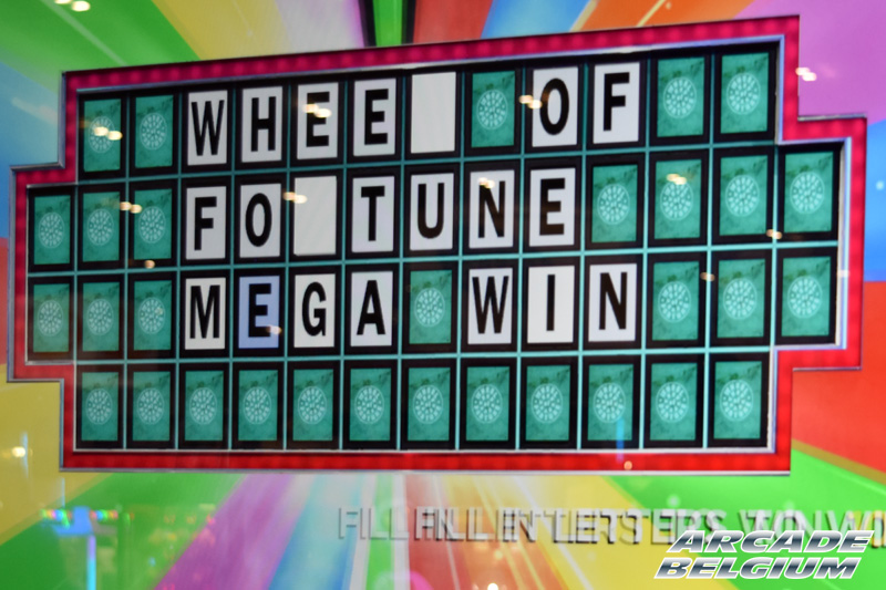 Wheel of Fortune Eag18248b
