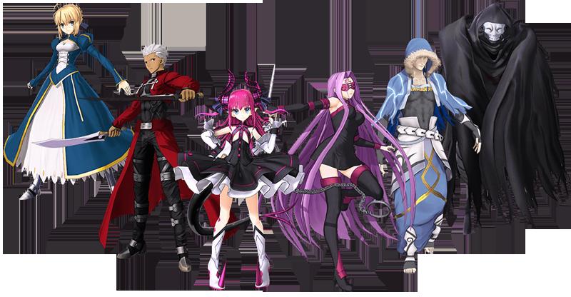 Fate/Grand Order Arcade Fgoa_87