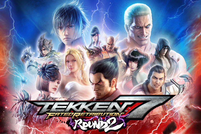Tekken 7 Fated Retribution Round 2 T7frr2_01