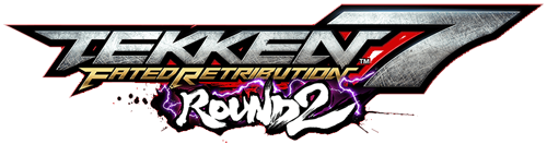 Tekken 7 Fated Retribution Round 2 T7frr2_logo