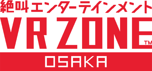 VR ZONE Osaka Vrosaka_logo