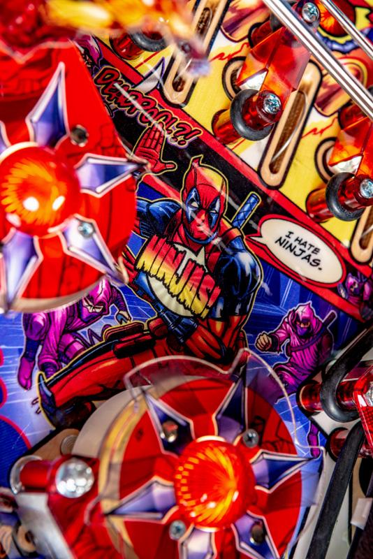 [Pinball] Deadpool Deadpool_15