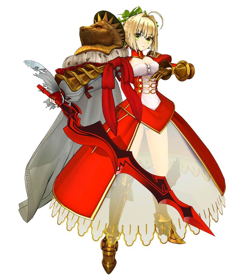 Fate/Grand Order Arcade - Page 2 Fgoa_175