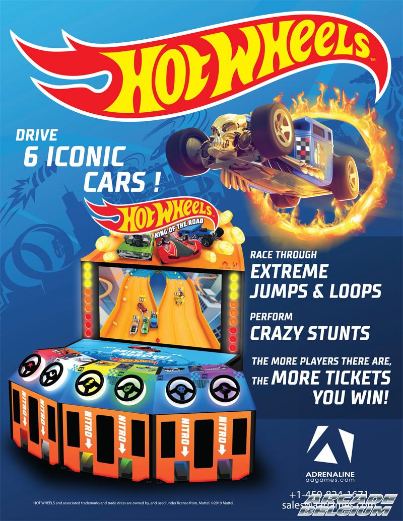 Hot Wheels - King of the Road Hotwheels_01
