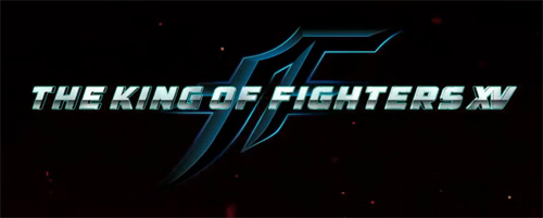 The King of Fighters XV Kof15_logo