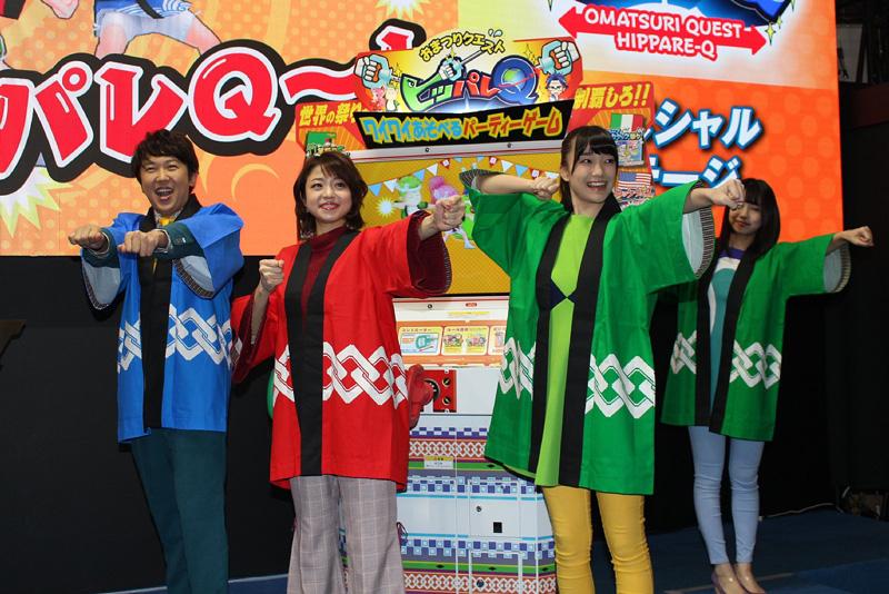 Omatsuri Quest Hippare Q / Festival Hero Omatsuri_07