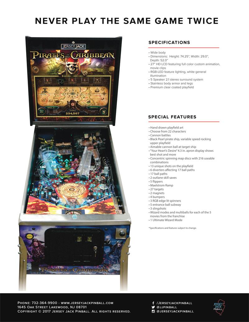 [Pinball] Pirates of the Caribbean Potc_03
