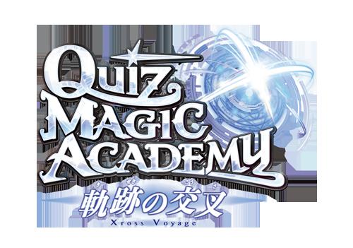 Quiz Magic Academy Xross Voyage Qmaxv_logo