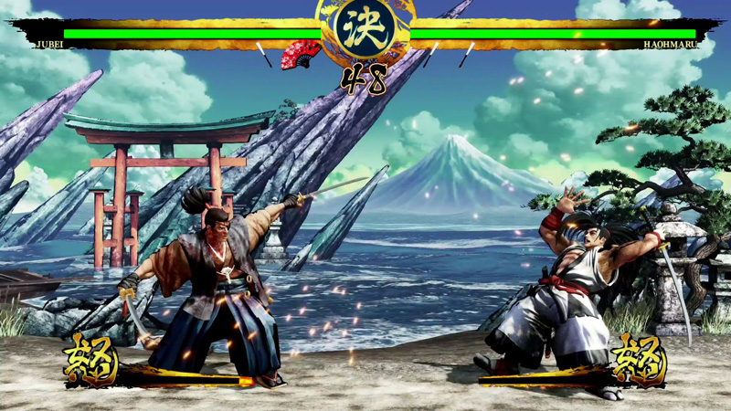 Samurai Spirits Ss_21