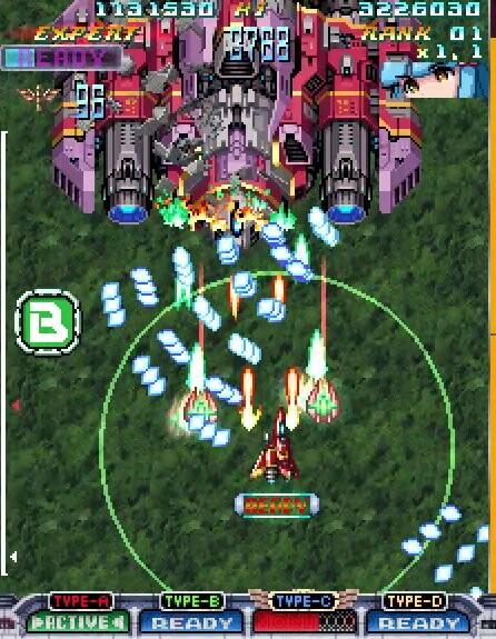 Senjin Aleste Battleblade_23