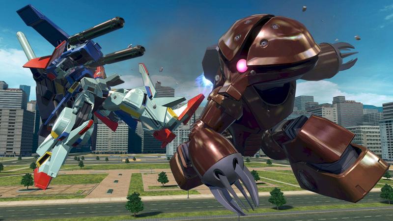 Mobile Suit Gundam Extreme Vs. 2 XBoost Exvs2xb_49