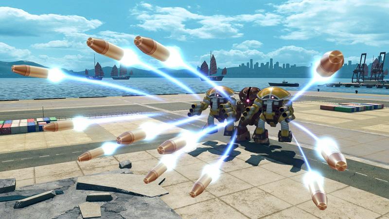 Mobile Suit Gundam Extreme Vs. 2 XBoost Exvs2xb_53